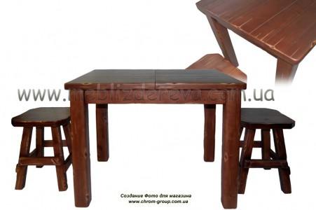 Столы деревянные состаренное дерево