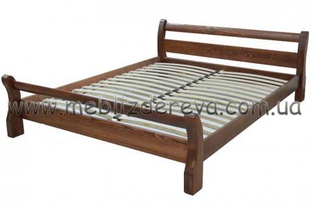 кровати из массива дерева Лагуна