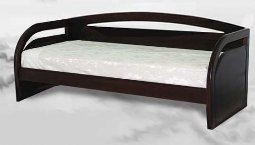 кровать тахта деревянная Бавария