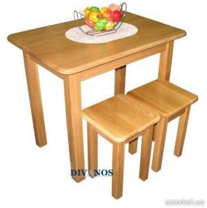 столы кухонные деревянные раскладные