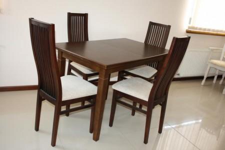 столы кухонные деревянные из массива дуба