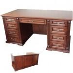 столы письменные деревянные